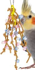 1571 CHAIN SPYDER parrot cage toys cages parakeet conure cockatiel caique