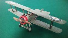 Vintage Testors Fly Em Sopwith Camel Biplane Rtf Model Airplane w/.049 Engine