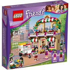LEGO FRIENDS HEARTLAKE PIZZERIA (41311) - NEW IN FACTORY SEALED BOX