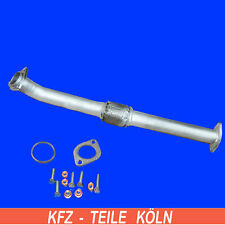Exhaust Pipe for Nissan Navara (D40) NP300 2.5 DCI Y-Branch Exhaust System + Set
