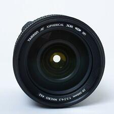 Tamron AF Aspherical XR LD (IF) 28-300mm 1:3.5-6.3 Macro Zoon Lens Autofocus