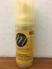 (24) 1.7oz Motions Salon Haircare FOAMING WRAP LOTION Ultimate hold wet sets