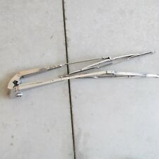 Vintage Stainless Steel Wiper Arms