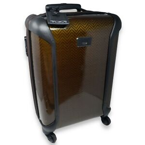 Tumi Tegra Lite 4 Wheel Spinner Carry On Luggage Hard Shell Rolling Suitcase Loc