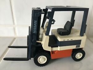 Nissan ( = Unicarriers)  forklift fork lift truck VERY RARE