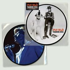 "DAVID BOWIE - DIAMOND DOGS - 7"" PICTURE DISC 2014 - 40TH ANNIVERSARY - BRAND NEW"