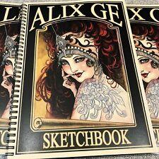 Alix Ge - Sketchbook Vol. 1