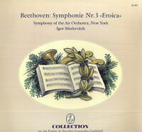 "Beethoven - Symphony No. 3, Es-dur Op. 55 ""Eroica"" , Symphony Of the Air Orchest"