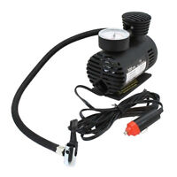 12v 300PSI Car Electric Mini Air Compressor Pump Bike Tyre Air Inflator #2