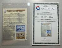 WTDstamps - #RW75C 2008 - Federal Duck Stamp - Mint OG NH **PSE 75**
