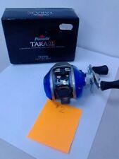 Pinnacle Fishing Reel. TARA XL.  Blue and Gray