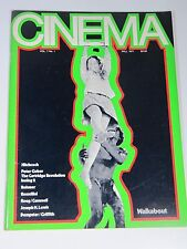 Cinema Magazine- Volume 7 No. 1- Walkabout, Hitchcock, Rohmer- Fall 1971