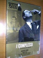 I COMPLESSI ( Il grande cinema di Alberto Sordi) DVD NUOVO E SIGILLATO
