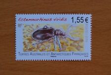 TAAF 2018 FAUNE INSECTS NEUF FSAT FRANCE ANTARCTIC MNH MINERAL FAUNA INSECTS