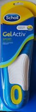 GENUINE Scholl Gel Activ Sport -Mens & Womens
