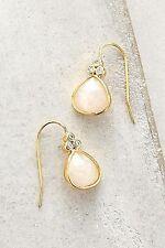 Cream Larue Earrings Anthropologie