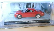 007 James Bond -  FORD THUNDERBIRD DIE ANOTHER DAY 1:43