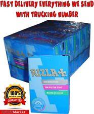 Rizla Slim Cigarette Filter Tips  6 mm Full Box 10 Packs x 150=1500 Filters
