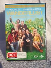 WANDERLUST PAUL RUDD JENNIFER ANISTON MA R4