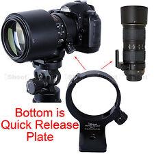 Tripod Mount Ring Camera Quick Release Plate for Nikon AF-S 70-200mm F/4G ED VR