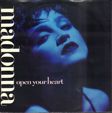 "MADONNA ‎– Open Your Heart (1986 VINYL SINGLE 7"" GERMANY)"