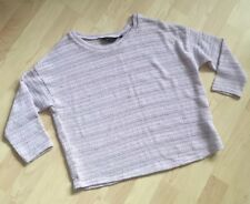 New Look Size 8 Lilac 3 quarter sleeves Sweater top