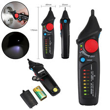 Electric Non-Contact Voltage Tester Pen AC Volt Alert Detector Sensor 12-1000V
