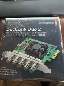 Blackmagic Design DeckLink Duo 2 - BDLKDUO2