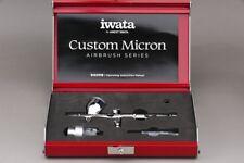 ANEST IWATA CM-CP2 Airbrush 0.23mm 7.0ml Custom Micron Series