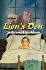 Lion's Den by Lowell J. Ackerman and Susan Ackerman (2001, Paperback)