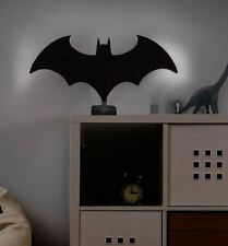 New Official Batman The Dark Knight Bedroom Eclipse Light Lamp Bat Signal Logo