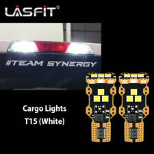 LASFIT 6000K Bright 912 921 LED Cargo Area Light Bulbs for Chevy Silverado 1500