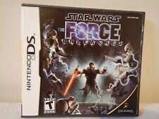 Star Wars: The Force Unleashed  (Nintendo DS, 2008)