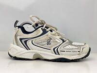 Kookaburra Older Boys Mens White Mesh Trainers UK Size 6