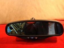E11 015607 PONTIAC GRAND PRIX GT OEM REARVIEW MIRROR