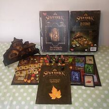Spiderwick Chronicles Dutch Collectable Board Game Complete University Games