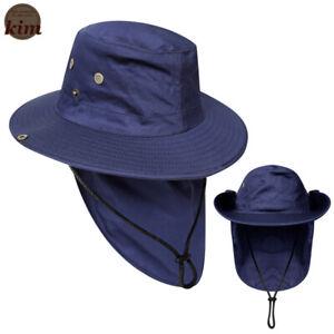 Sombrero Para EL SOL Para Hombre y Mujer, PROTECCION Solar Fishing Hat Fishermen