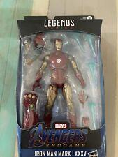 marvel legends iron man mark lxxxv