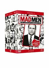 Mad Men - The Complete Collection - Stagioni 1-7 (28 DVD) - ITALIANO SIGILLATO -