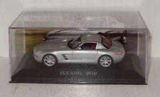 Ixo Modellauto Mercedes-Benz SLS AMG 2010 1:43 De Agostini