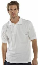 White CLICK Workwear Polo -  ONLY £4.99 - FREE P&P - UNISEX