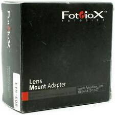 Fotodiox Pro Lens Adapter Bronica ETR an Canon EOS Cameras in OVP