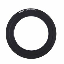 ZOMEI Metal Adapter Ring 67/72/77/82/86mm For Cokin Z Pro Hitech Filter Holder