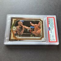 Conor McGregor 2019 Topps UFC Museum Collection Copper /159 #2 RARE Card PSA 8