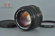 Very Good!! Minolta MD ROKKOR 50mm f/1.2