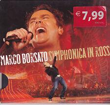 Marco Borsato-Symphonica In Rosso cd album