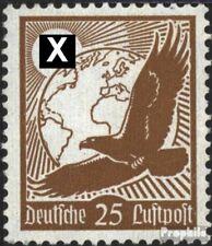 Deutsches Reich 533x postfrisch 1934 Flugpost
