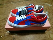 Converse One Star OX Golf Le Fleur Size 11 Tyler the Creator Blue Red wang