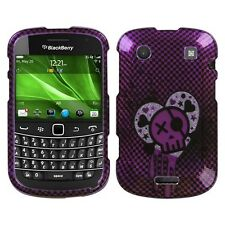 I Heart Rock Hard Protector Case Phone Cover for Blackberry Bold 9930 9900