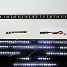 1FT 12' 30CM 32 Led Knight Rider Flash Strobe Scanner Flexible Strip Light M008